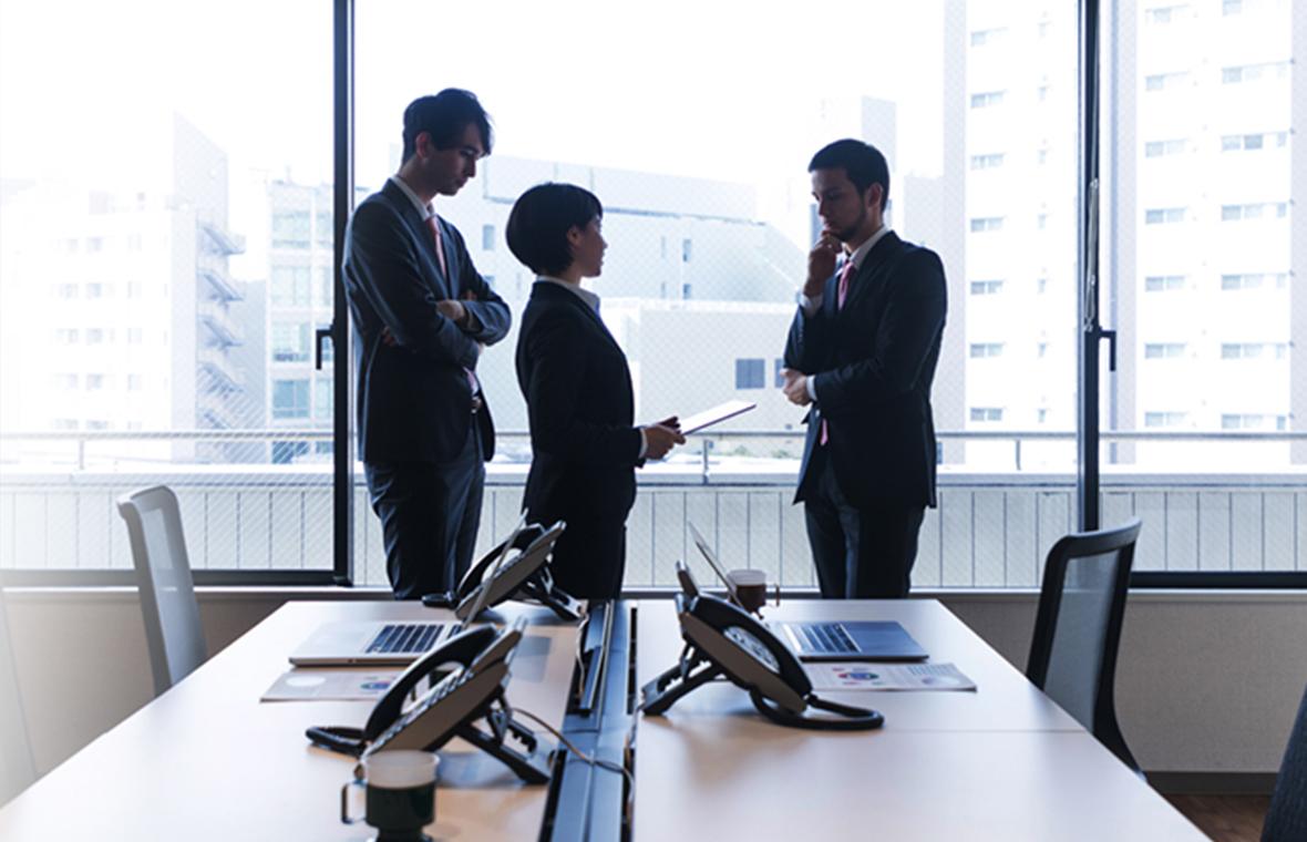 4種類の調査を組み合わせて取引先や従業員の素性と行動を調査